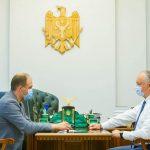 Игорь Додон провел рабочую встречу с Ионом Чебаном: о чем шла речь (ФОТО, ВИДЕО)