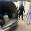 В Молдову пытались ввезти контрабандное сосновое масло на 700 тысяч леев: члены ОПГ задержаны (ВИДЕО)
