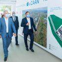 Президент посетил филиал СЭЗ  «Бельцы» (ФОТО)