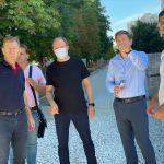 Под личным контролем генпримара: Чебан проверил ход ремонтных работ на Рышкановке (ФОТО)