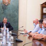 Премьер провел встречу с руководством и сельхозпроизводителями Тараклии