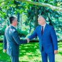 Додон подвел итоги встречи с Красносельским (ВИДЕО)