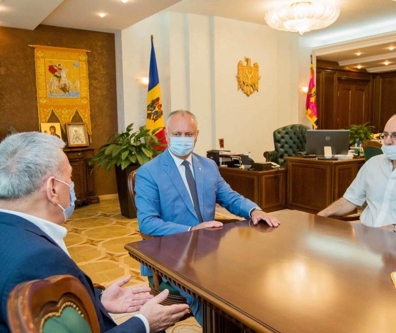Президент: Руководство страны выступает за сохранение межнационального мира и согласия в Молдове (ФОТО, ВИДЕО)