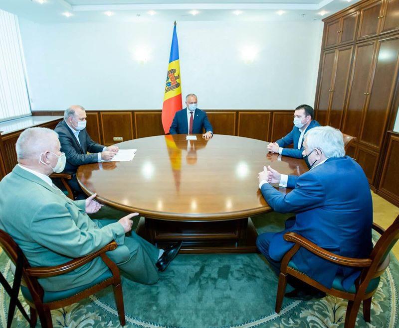 Указ президента: в Молдове создана Комиссия по конституционной реформе (ФОТО)