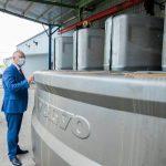 Президент посетил ряд предприятий в Магдачештах (ФОТО, ВИДЕО)