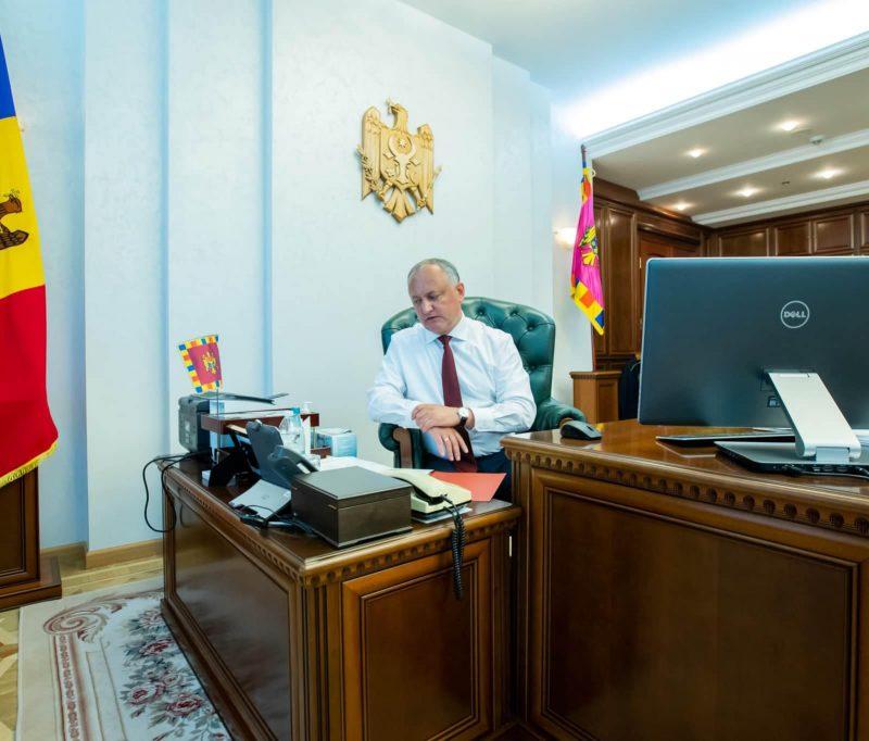 Додон попросил президента Италии разрешить гражданам Молдовы въезд в эту страну (ФОТО, ВИДЕО)