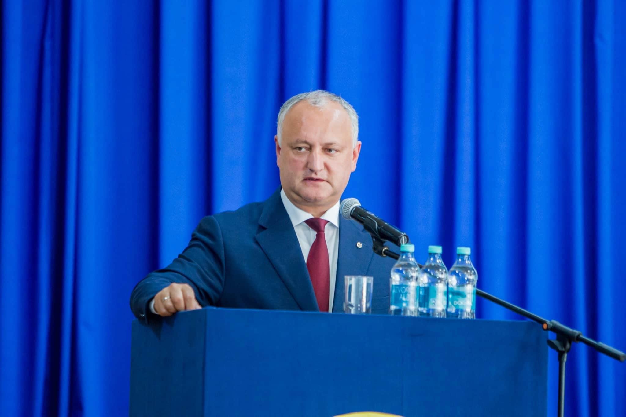 Кишиневскому стекольному заводу – 50! Президент посетил предприятие и наградил сотрудников (ФОТО, ВИДЕО)