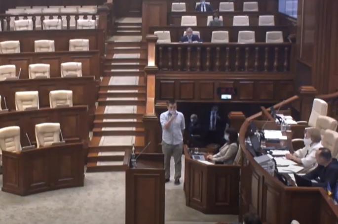 Батрынча довел до истерики Алайбу: Вас ждет участь ЛДПМ (ВИДЕО)