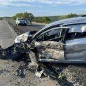 Два человека пострадали в результате ДТП на Балканском шоссе