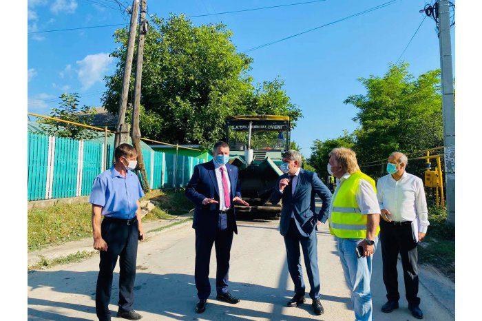 Ещё 57 км национальных дорог включены в программу ремонта