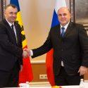 Кику обсудит сегодня с Мишустиным вопрос предоставления Молдове российского кредита