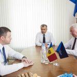 Кику посетил посольство Молдовы в Беларуси