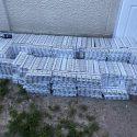 Таможенники обнаружили контрафактные сигареты на миллион леев (ФОТО, ВИДЕО)