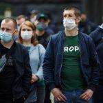 В Украине третий день регистрируется более 1000 новых случаев COVID-19