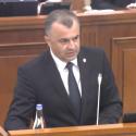 Ион Кику представил в парламенте законопроекты, которые правительство приняло под свою ответственность (ВИДЕО)