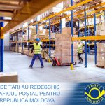 """Посылки и письма: """"Почта Молдовы"""" возобновила трафик ещё с 12 странами"""