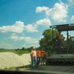 К концу октября-началу ноября ремонт дорог в населенных пунктах будет завершён (ВИДЕО)