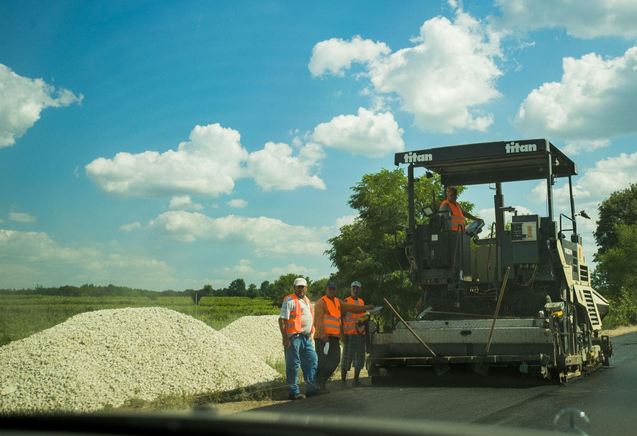 """Работы в рамках проекта """"Хорошие дороги для всех"""" в некоторых районах уже были выполнены в полном объёме"""