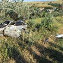 Вблизи Сынджеры перевернулся BMW. Водитель скончался на месте