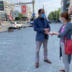 Ион Чебан: Каждый житель Кишинева может наблюдать, как преображается город
