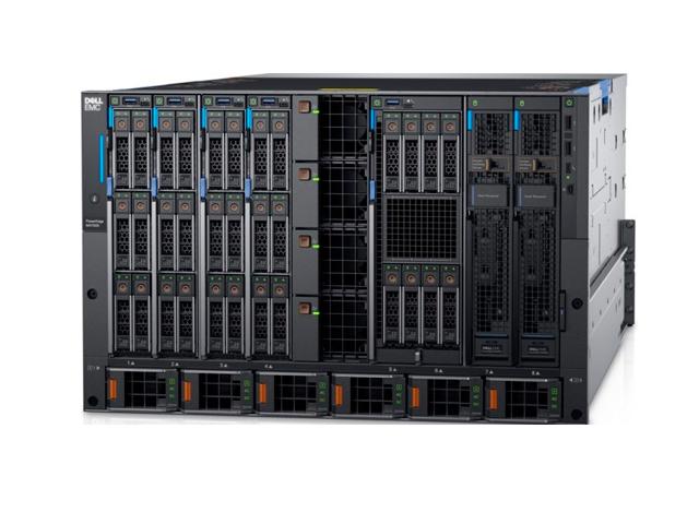 Характеристика платформы Dell EMC PowerEdge MX7000