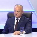 """Додон: Граждане хотят, чтобы этот парламент как можно скорее """"ушел"""" в историю (ВИДЕО)"""