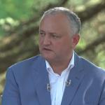 """Додон: Без серьезной внешней поддержки никакого """"майдана"""" в Молдове не будет"""