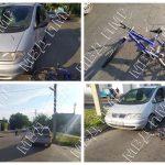 Велосипедист угодил под колеса машины в Тирасполе