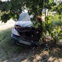 В результате ДТП в Слободзее пострадала пассажирка (ФОТО)