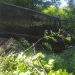 Смертельная авария в Сороках: микроавтобус врезался в дерево
