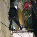 Спасатели предотвратили обрушение балкона на Ботанике (ФОТО)