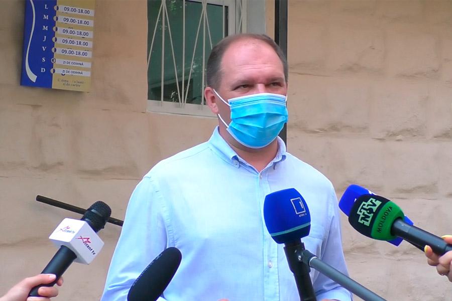 Чебан: Судьба ремонта многих столичных улиц сейчас находится в руках мунсоветников