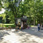 Чебан: Появившиеся в Кишиневе киоски – временные, авторизация действует до 31 октября