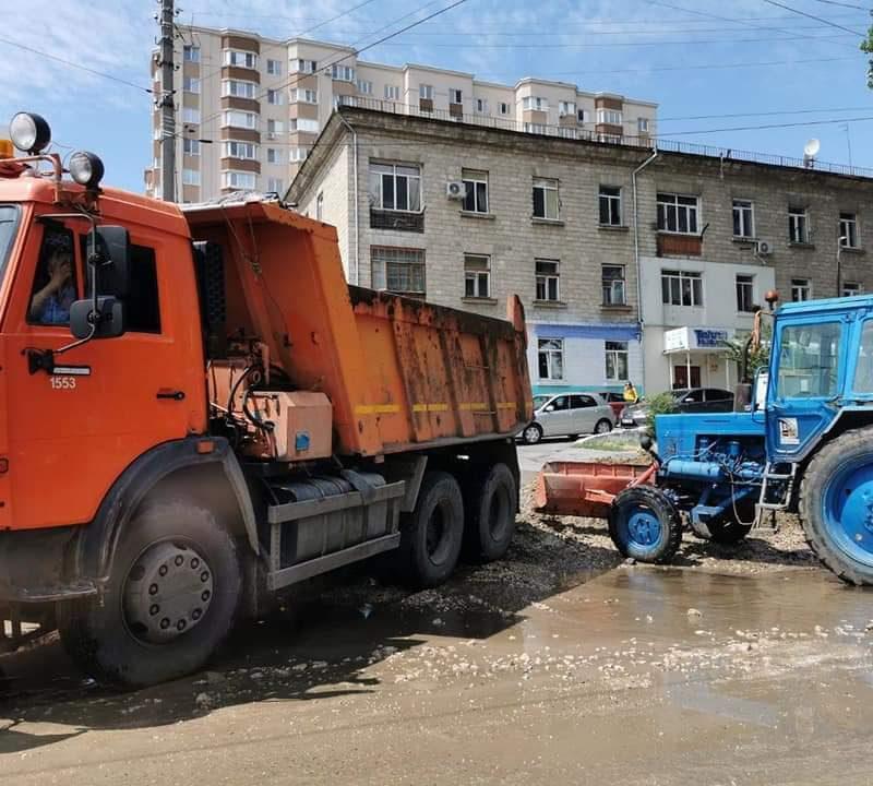 Чебан о затопленных улицах: В верхней части города нет ливнёвок, а решетки установлены для красоты