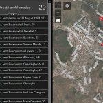 Теперь проблемные стройки Кишинева можно найти на онлайн-карте
