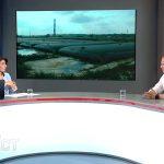Чебан: В течение года проблема с очистной станцией Кишинева будет решена окончательно