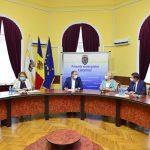 Чебан выразил заинтересованность в сотрудничестве с турецким агентством TIKA