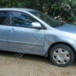 Задел машину и уехал: в Дубоссарах ищут виновника аварии