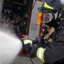 В Бельцах потушили крупный пожар на складе