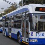 Вниманию кишиневцев: как будет ездить троллейбус №10 в эти выходные