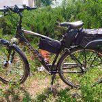 """""""Изобретательный"""" мужчина угнал велосипед и отправился на нём на работу"""