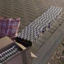 Из Молдовы в Испанию: водитель микроавтобуса пытался незаконно вывезти из страны крупную партию сигарет (ФОТО)