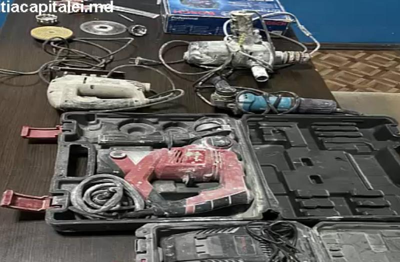 Украл инструменты из квартиры, в которой делал ремонт: полиция задержала вора (ВИДЕО)