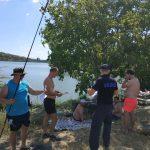 Спасатели призывают к бдительности и напоминают о правилах безопасности на воде (ФОТО)