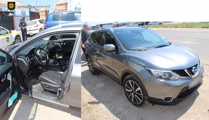 Нерадивый сотрудник столичной автомойки угнал автомобиль клиента (ВИДЕО)