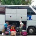 Контрабандные шубы на 120 тысяч леев пытался ввезти в страну водитель рейсового автобуса (ФОТО)