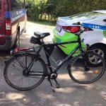 Велосипедист угодил под колёса невнимательного водителя