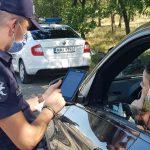 В Каушанах дорожная полиция за день оштрафовала несколько десятков водителей (ФОТО)