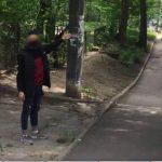 Украл из магазина телефон: нечистому на руку подростку грозит тюремный срок (ВИДЕО)