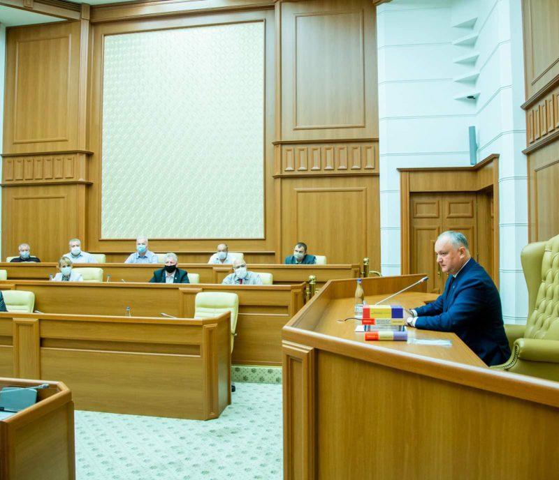Состоялось первое заседание Комиссии по конституционной реформе (ФОТО, ВИДЕО)